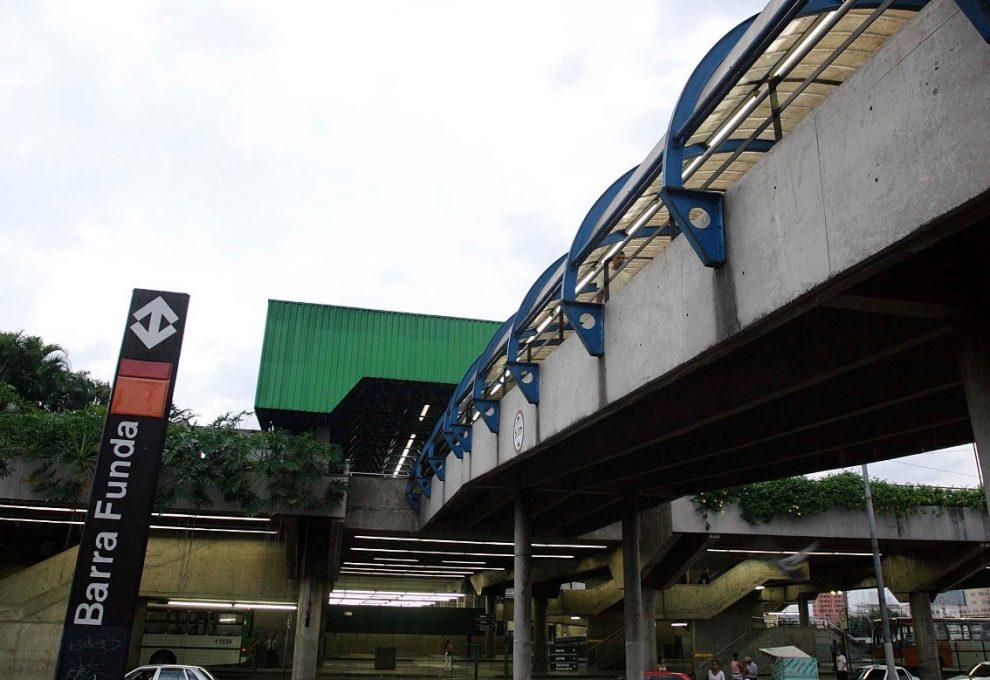 Barra Funda, um dos maiores bairros paulistanos