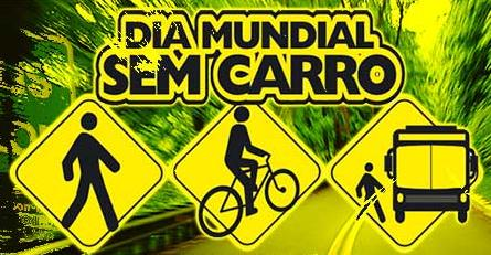 22 de Setembro - Dia Mundial sem Carro