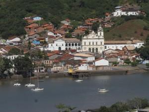 """Cidade de Cachoeira, conhecida como """"Cidade Monumento Nacional"""""""