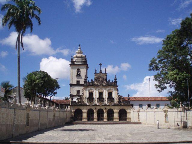 Centro Cultural São Francisco em João Pessoa