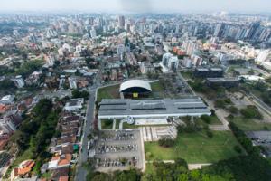 Passeio Público em Curitiba