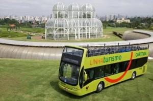 ônibus de Turismo de Curitiba