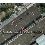 Estacionamento Subterrâneo na Rodoviária de Curitiba