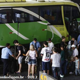 2011 teve 7 milhões de passageiros em Curitiba