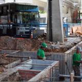 Obras alteram operação na Rodoviária de Curitiba