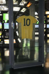 Dia dos Pais no Museu do Futebol