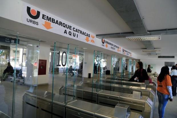 Reforma na rodoviária de Curitiba