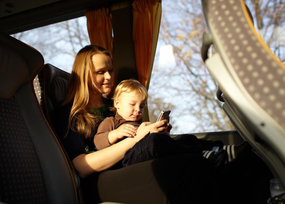 dicas uteis para viajar com bebes e crianças