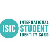 ISIC carteirinha de estudante