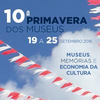 primavera dos museus