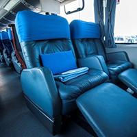 classes de ônibus