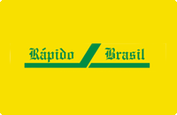 logo viação rápido Brasil