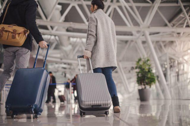 Carregar a mala certa será mais confortável.