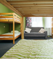 como funciona um hostel