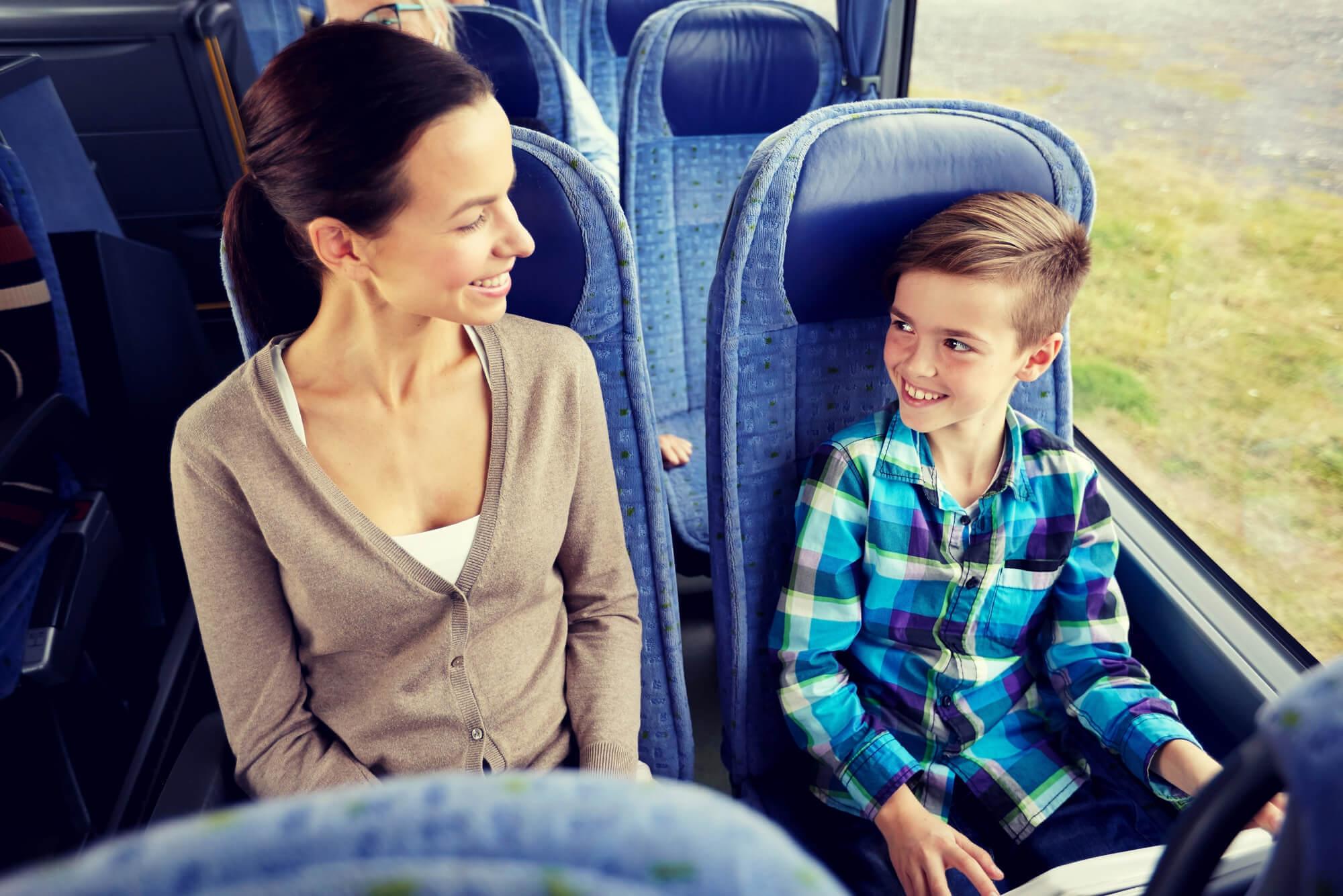 Confira algumas dicas para viajar com crianças.