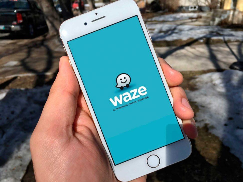 aplicativo waze