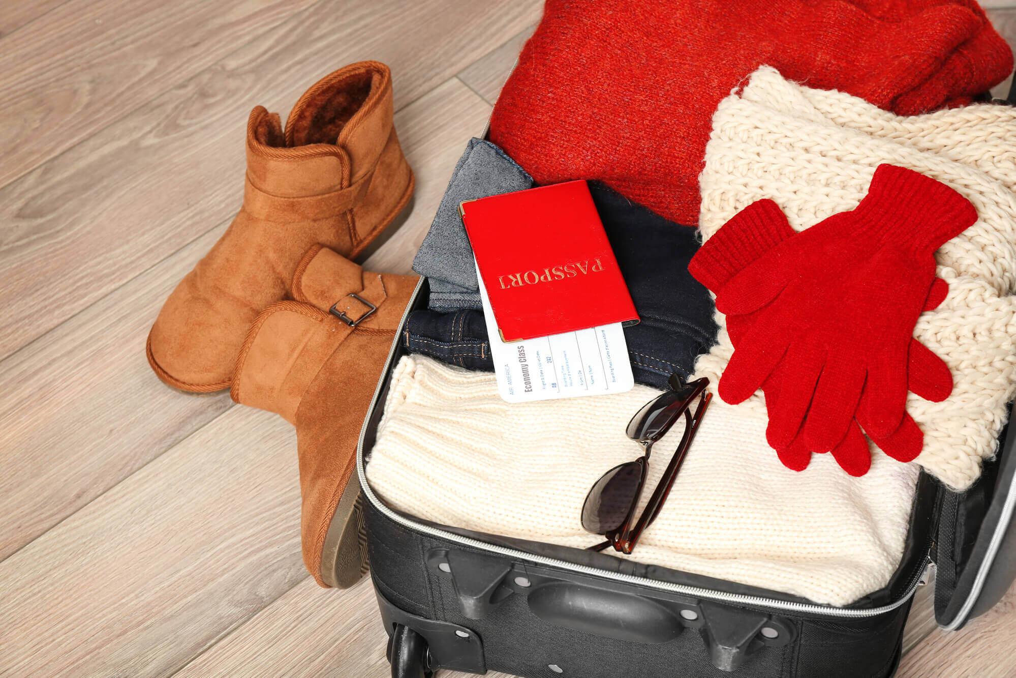 Confira alguns itens essenciais para viajar no inverno.
