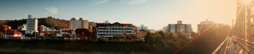 Blumenau: Uma das cidades mais bonitas do Brasil
