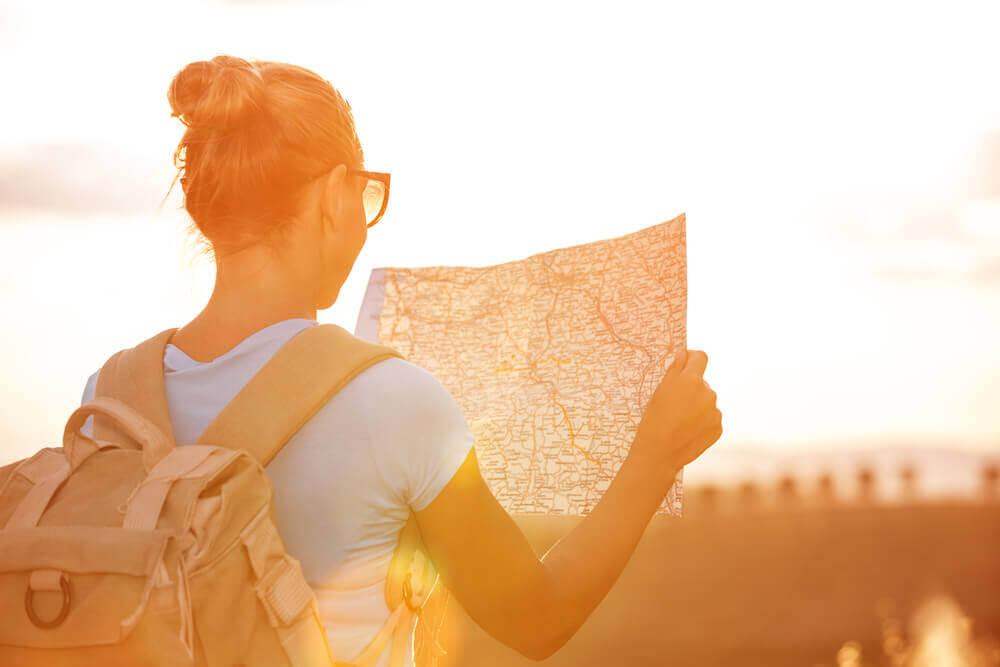Escolha os locais da viagem que mais deseja visitar.