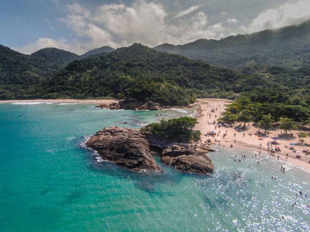 turismo de aventura em Ilha Grande
