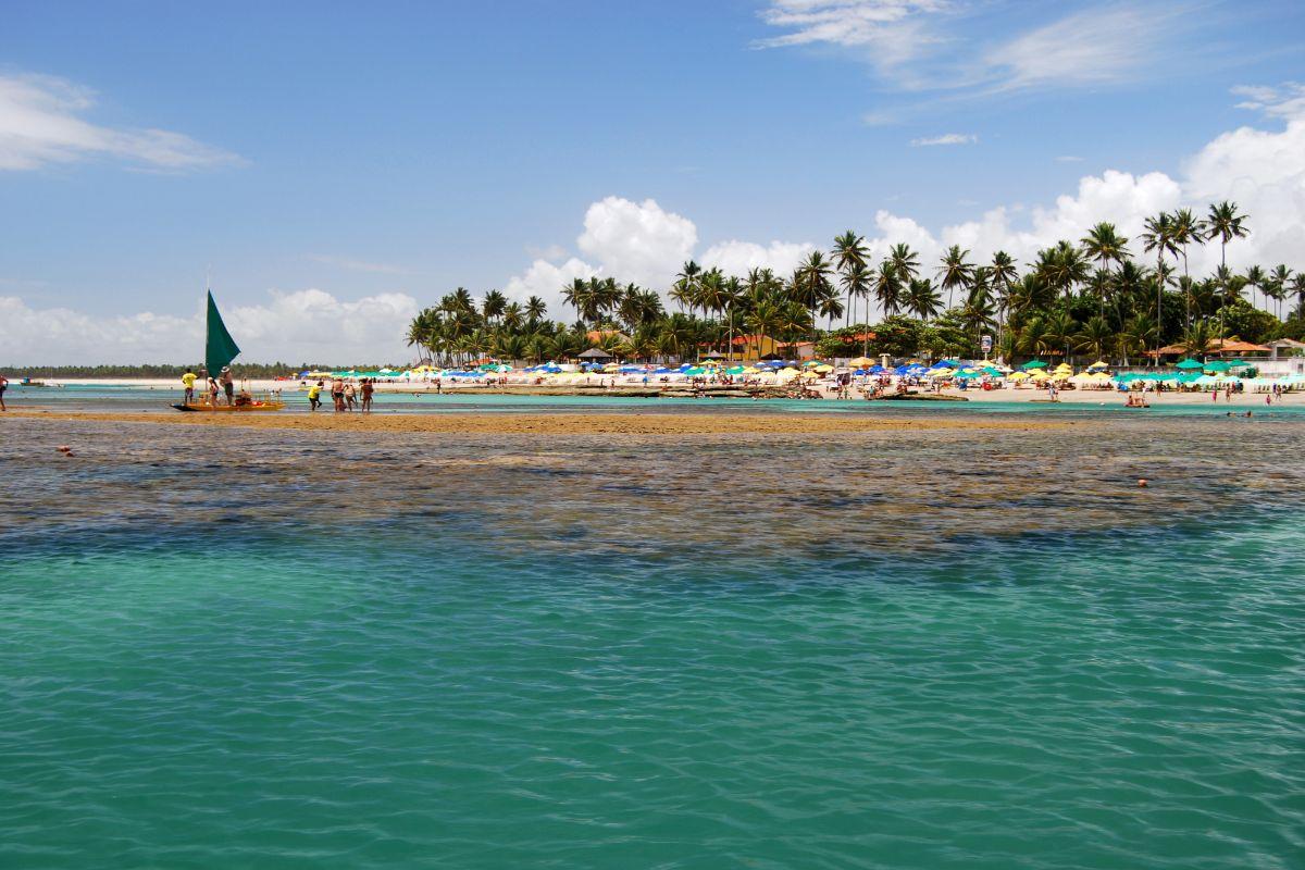as melhores praias de recife
