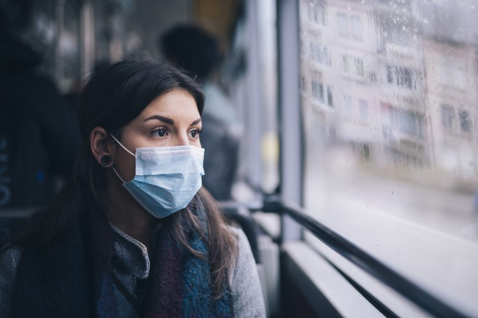Coronavírus e viagens de ônibus